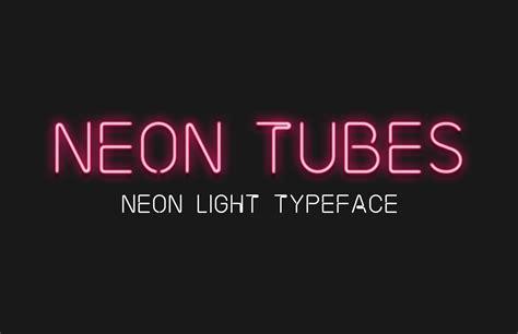 neon light letters font neon neon sign font medialoot