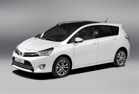 Mpv Toyota 2013 Toyota Verso Mpv To Be Launched At The Motor