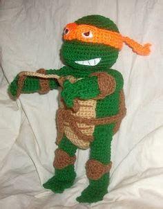 amigurumi ninja pattern free crochet ninja turtle on pinterest teenage mutant ninja