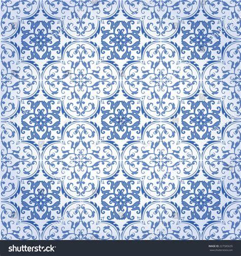 damask pattern mosaic tile seamless damask background pattern design and wallpaper