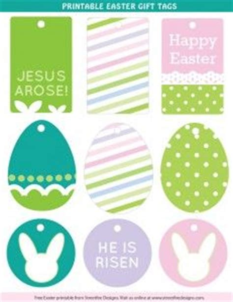 printable easter egg gift tags 1000 images about spring easter printables crafts