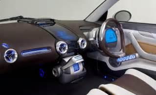 I Miev Interior Car And Driver
