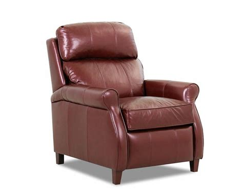 American Leather Recliners by American Made Comfort Design Leslie Recliner Cl Sc St