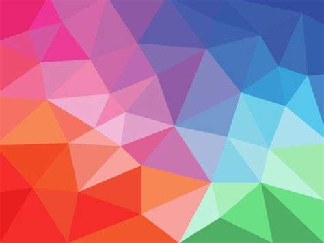 shape pattern website flat gradient geometric background vector free web