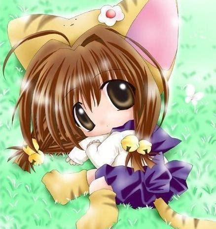 imagenes anime kawaii neko kawaii anime chibi neko taringa