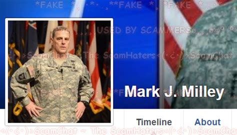 mark a milley scam scamhaters united mark j milley fake african scammer