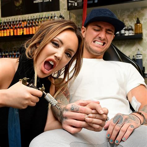 tattoo of us bear charlotte crosby breaks her silence after fans were