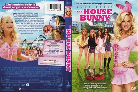 The House Bunny by The House Bunny Dvd Scanned Covers The House
