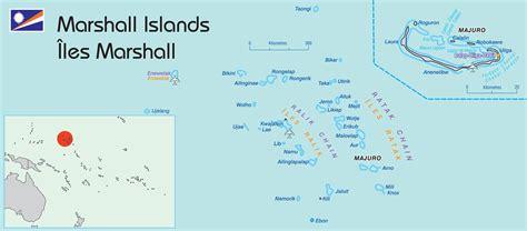 marshall islands map marshall islands pacific community
