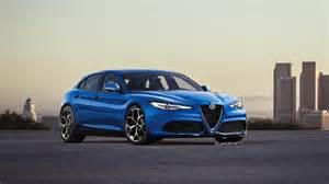 Alfa Romeo News Alfa Romeo Giulia Veloce Hatchback Render A Stunning 2018