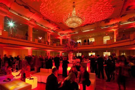 red hot corporate party bellevue evantine design philly