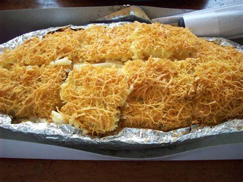 Macaroni Keju Panggang 10 oleh oleh khas bogor yang paling terkenal