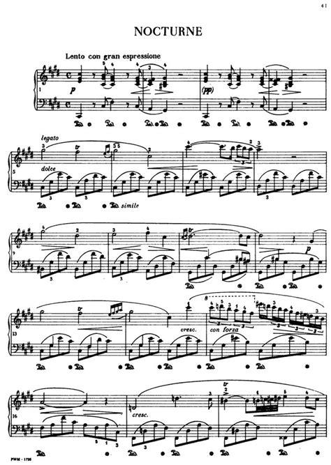 Nocturne In C Sharp Minor B 49 Sweet Harmony | nocturne in c sharp minor b 49 sweet harmony