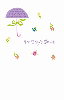 quot a special gift for baby quot baby shower printable card blue mountain ecards