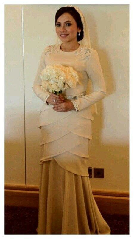 Baju Kebaya Nikah Simple 42 best images about baju nikah on receptions wedding and simple dresses