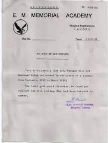 Certification Letter For Teacher teacher experience certificate sample