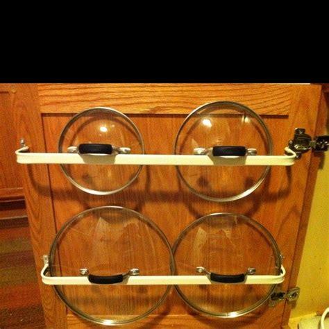 Martha Stewart Kitchen Cabinet diy pot lid organizer diy projects for everyone