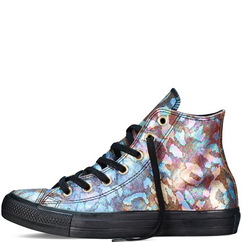 Jual Converse Chuck Leather chuck all iridescent leather converse us