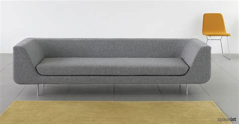 Office Sofa by Reception Sofas Bernard Office Sofa