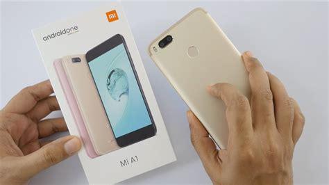 erafone xiaomi mi a1 xiaomi mi a1 android one smartphone unboxing overview