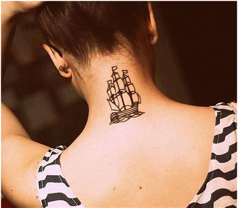 number 34 tattoo on back neck 50 best back neck tattoo designs for inspiration