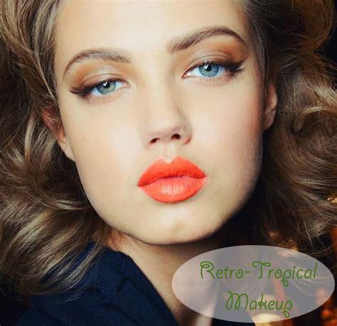 vintage makeup tutorial gallery for gt 50s retro makeup
