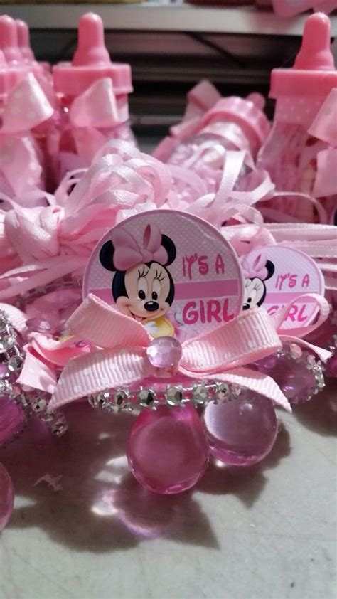 Minnie Mouse Baby Shower Favors by Top 110 Ideas About Baby Shower Ideas On