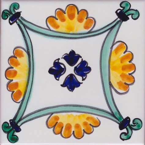 piastrelle di vietri ceramica di vietri per cucina piastrelle decorate per