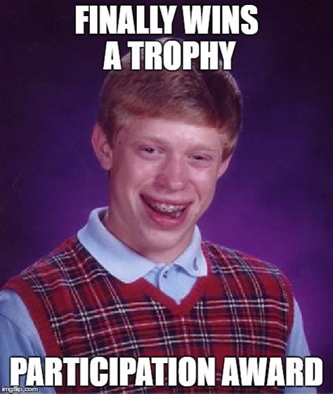 Two Picture Meme Maker - bad luck brian meme imgflip