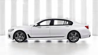 white bmw 7 series 2016 wallpapers 1600x900 278272