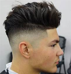 hair cut with a fade 21 top men s fade haircuts 2017 men s hairstyles
