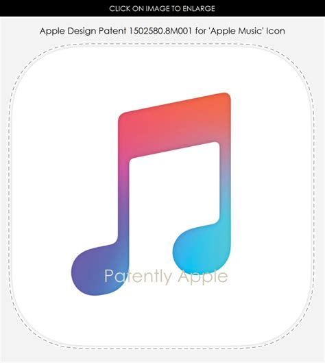 icon design patent apple granted three apple music design patents in hong