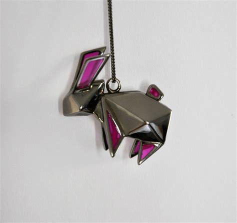 Origami Jewellery - origami jewellery by arnaud la76 design