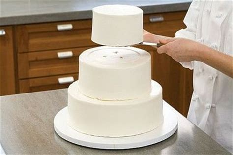 Wedding Cake Assembly by It S To Make Up Marriage