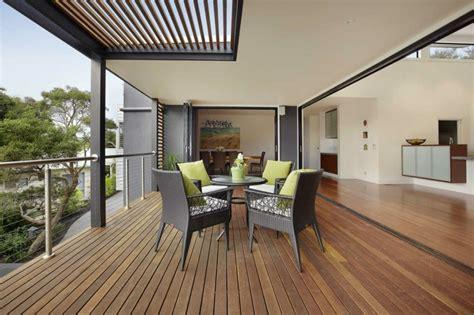 come arredare un ingresso moderno arredare il terrazzo con mobili moderni per un outdoor da