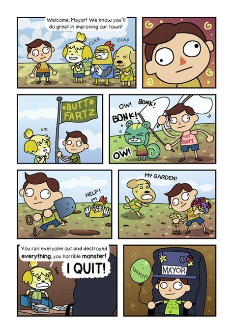 Animal Crossing New Leaf Memes - ds meme tumblr