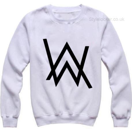 Sweater Alan Walker Aw alan walker sweatshirt