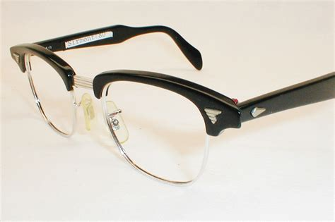 mens g american optical glasses