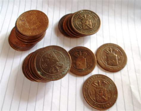Koin 1 Cent 1920 koin benggol 2 5 cent tahun 1920 dan 1945 nilai uang