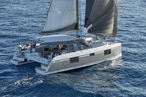 the catamaran company san diego new nautitech 40 open en route to san diego california