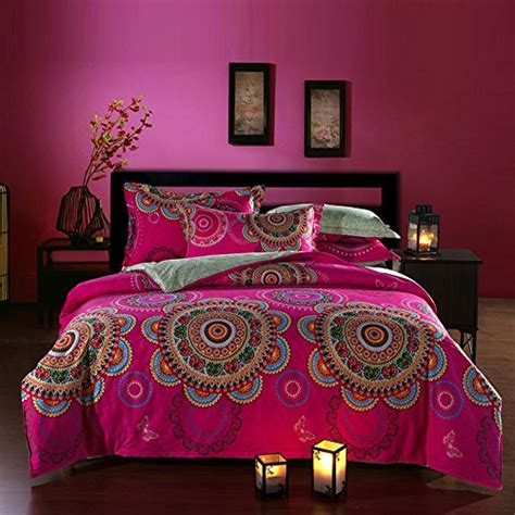 Bohemian Style Bedding Sets 10 Gorgeous Bohemian Style Bedding Sets