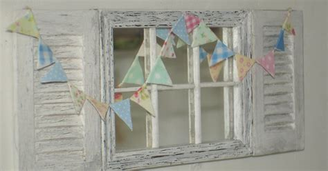 carolyn s little kitchen shabby chic bunting
