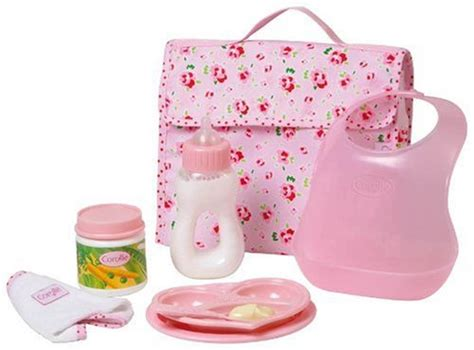 corolle baby meal set