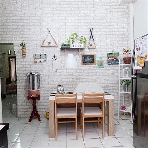 desain ruang makan minimalis kamar dekor rumah  desain