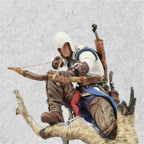Reborn Assasins Original Cru595725 assassin s creed 3 iii connor boneco 25cm figure r 319 90 em mercado livre