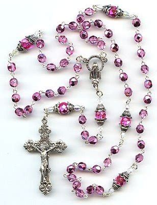 Dcer49 Rosario Moon Glow In The 1000 images about rosaries on