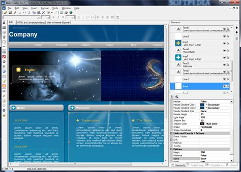 Tutorial Web Creator Pro 6   web creator pro 6 torrent download softzoneweekly over