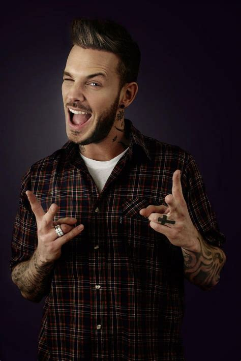 picture of m pokora