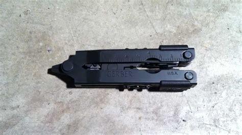 knifeless multi tool gerber mp600 issue multi tool review
