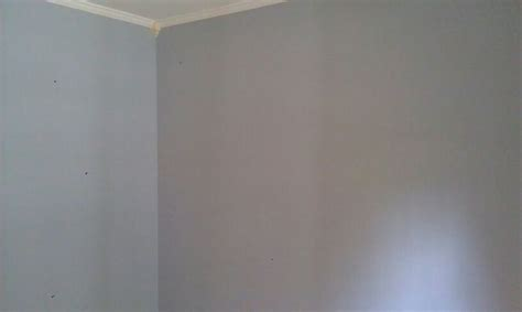 valspar voyage soft gray with definite light blue undertone and maybe a hint of lilac